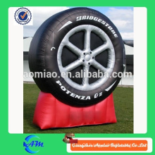 giant inflatable wheel good quality for sale
