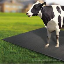 Eco Friendly Diamond Cattle Mat 19mm