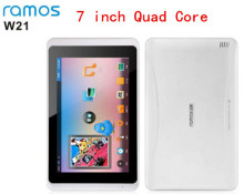 7 inç Ramos w21 eylemleri ATM7029 kol Cortex A9 Quad Core sekmesini pc ücretsiz kargo 1G RAM 8G Flash 1280 x 800 IP'leri WiFi Tablet PC