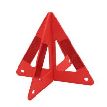 Triangle d'avertissement de lumière clignotante