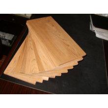 Tabuleiro de cozimento de churrasco de cedro