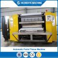 Daily Use Facial Tissue Machine Type interfold machine