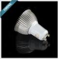 GU10 3W aluminio LED Spotlight