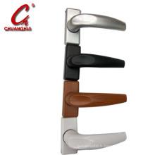 Accessoires de quincaillerie pour meubles Poignée de porte en aluminium