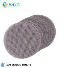 Disco de tela de lixa de abrasivo de carboneto de silício
