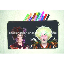 Full Colors Customized Neoprene Pencil Pouch for Students