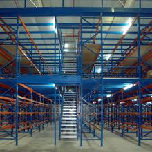 Steel Pallet Rack Mezzanine Floor
