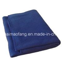 Woven Woolen Fire Retardant/Fireproof/Fireresistand Polyester Blanket