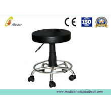 Gas Spring Adjusted Metal Medical Nursing Chair Hospital Furniture Chairs Tool (als-c09)