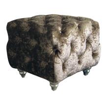 Квадратный пуф для мебели гостиницы