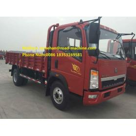 LHD Light Duty Trucks SINOTRUK HOWO 5 Ton