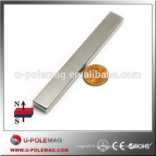 Alta calidad 2 pedazos de la barra N45 Imanes del neodimio