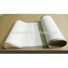 Productos más vendidos 2015 alta temperatura ptfe fibra de vidrio recubierto cinta transportadora tienda en línea china