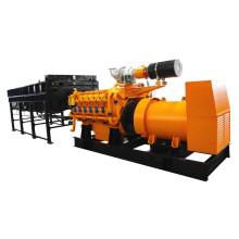 50Hz 1000kW 1250kVA Generador de gas natural con radiador horizontal
