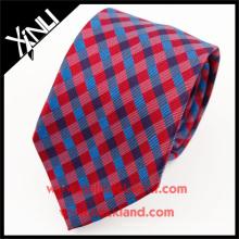 Cravate colorée tissée à la main 100% soie tissée à la main