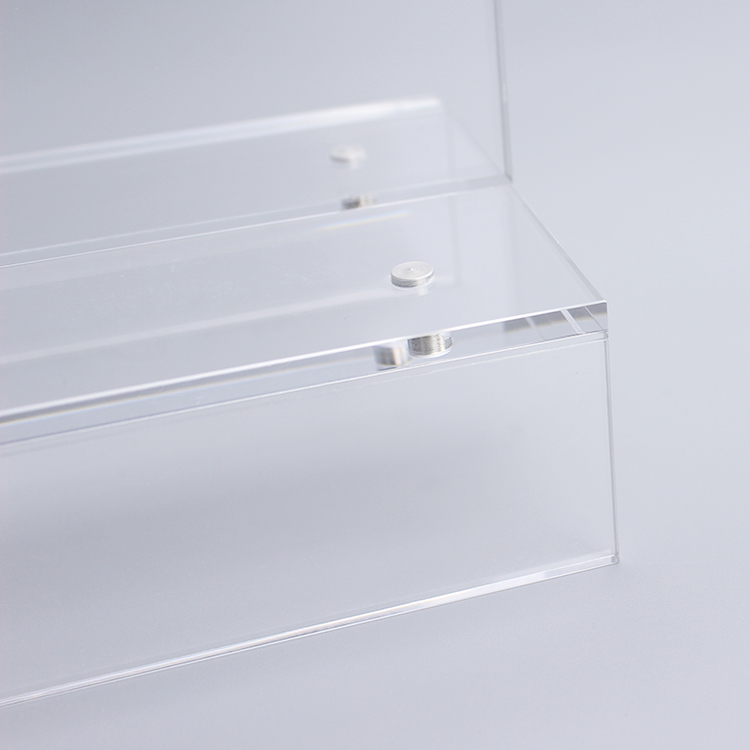 Clear Plastic Table Stands