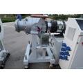 PVC electric pipe making machine cost