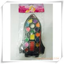 Bunte Werbe fest-trocken Aquarell Farbe Set für Promotion Geschenk (oi33018)