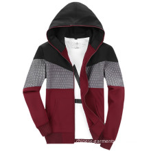 Fashion Zip up Spring Man Hoodies