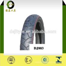 Haute qualité run flat scooter pneu tubeless moto pneu
