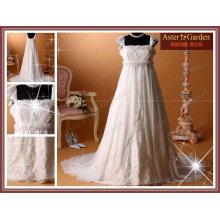 Благородное свадебное платье с конкурентоспособной ценой
