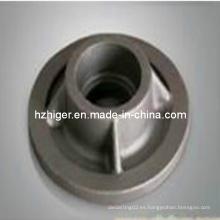 Repuestos de maquinaria de aluminio de fundición