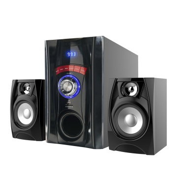 2.1 usb bluetooth computer speaker