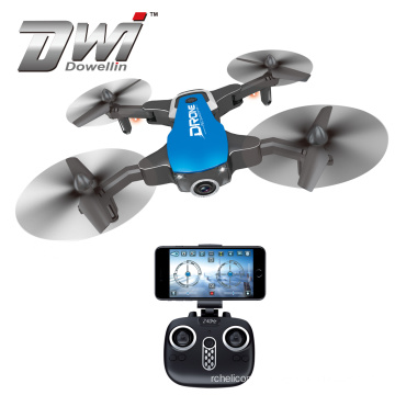 DWI Dowellin FPV Phone Control foldable drone wifi Remote control drone