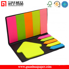 Different Shaped Offset Paper Sticky Note Set