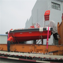 F.R.P fast rescue boat/enclosed lifeboat