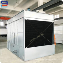 Torre de refrigeración abierta con caja de acero para horno de vacío