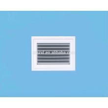 Rejilla de aire extraíble simple deflexión