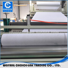 2.0mm PVC waterproof membrane with Polyester Fabric
