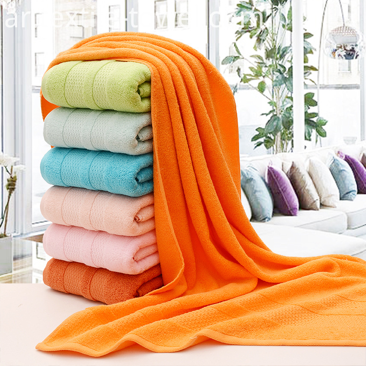Colors Bath Towel