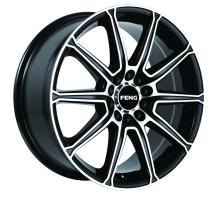 Cubo de roda de alumínio para BMW