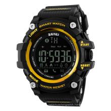 SKMEI 1227 Waterproof Sleeping Monitor jam tangan Digital Sport Smart Watch