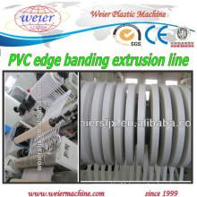 PVC Edge Banding Extrusion Line
