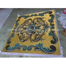 Hand-Cut Mosaic, Wall Design Mosaic (HMP845)