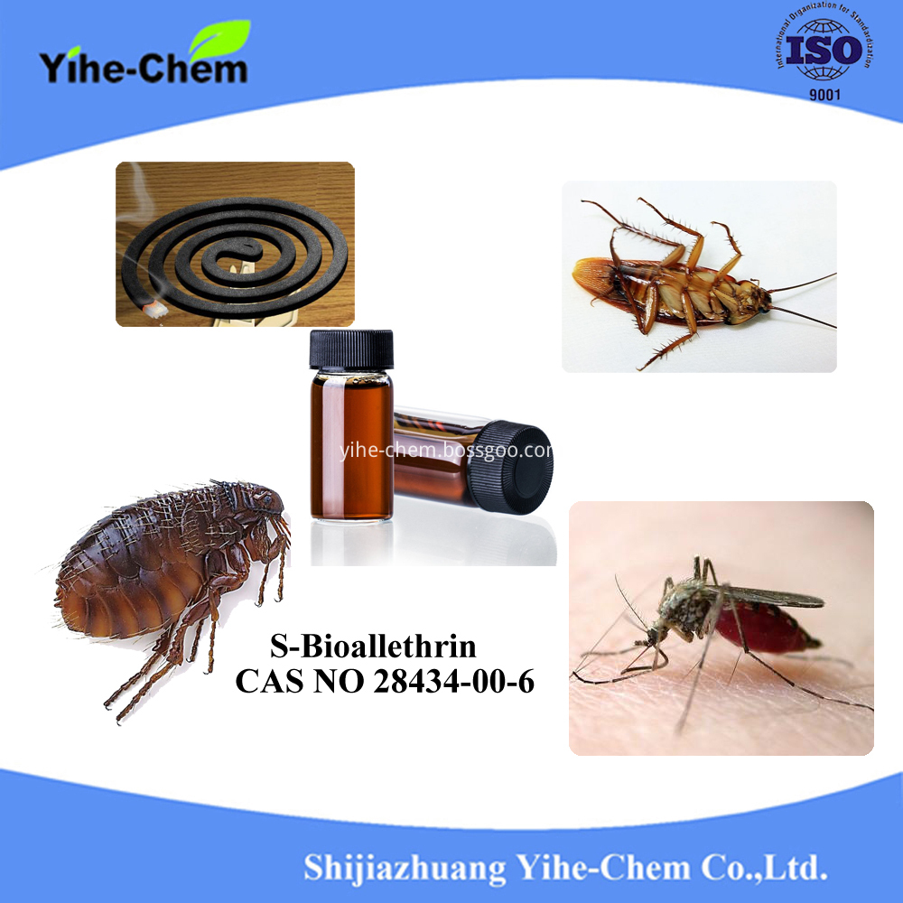 S-Bioallethrin 95% TC