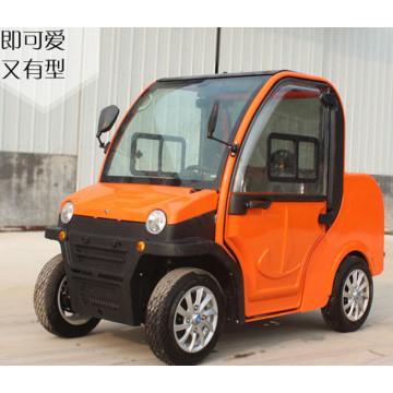 Mini camión inteligente de 2 asientos / compartimentos para tirar cosas