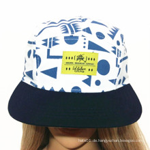 5 Panel, Urban Fashion Cap Hip-Hop Cap und Baseball Caps