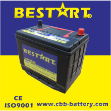 55D26r (12V60AH) Mf Car Batteries with Reasonable Price