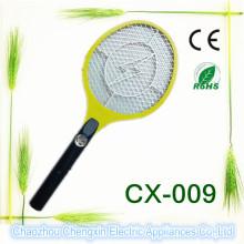 Recargable electrónico matar mosquitos raqueta CE & RoHS