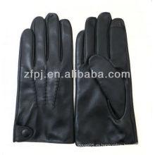Piel de oveja dedos inteligentes toque guantes
