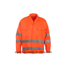 Eniso 20471 Safety Overall with Reflective Tape