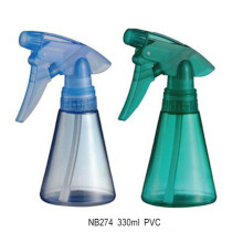 330ml  Plastic Mini Trigger Sprayer Bottle for Cleaning (NB274)