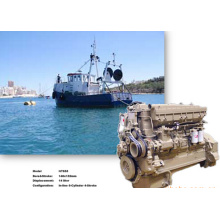 CUMMINS MARINE ENGINE NTA855-M350