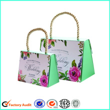 Cajas de regalo baratas del favor de Candy Box Wedding