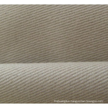 Polyester Cotton Twill Brushed Fabric