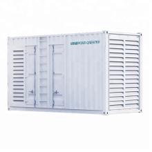 Powerful groupe electrogene 1000KVA 800KW open frame 40HQ container diesel generator price